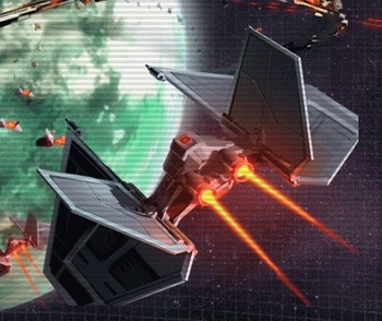 Mk.VI Supremacy Sith Interceptor. Autor i źródło obrazka: The Old Republic